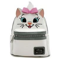 Loungefly: Disney Marie Tuft - Mini Backpack