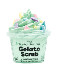 The Bonbon Factory Body Scrub (Gum Drops Gelato) image
