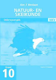 Study and Master Physical Science Grade 10 Teacher's Guide Afrikaans translation by Karin H. Kelder image