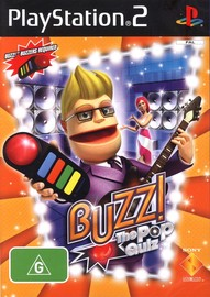 Buzz! Pop Quiz for PS2 image