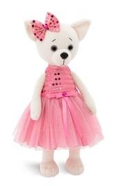 "Lucky Doggy: Lucky Lili (Crimson Shine) - 17"" Plush Doll"