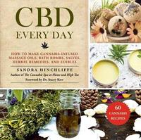 CBD Every Day by Sandra Hinchliffe image