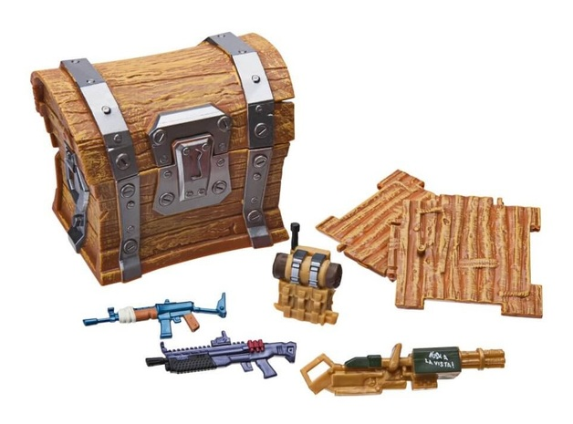 Fortnite: Loot Chest - Accessory Set (Blind Box)
