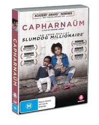 Capharnaum on DVD image