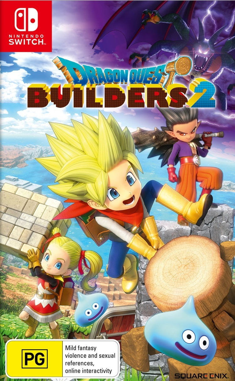 Dragon Quest Builders 2 for Switch image