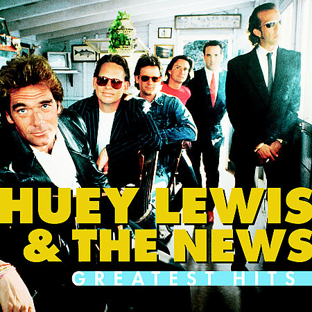 Greatest Hits by Huey Lewis & The News image