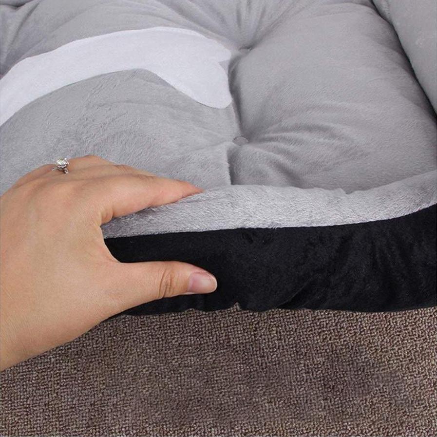 Ape Basics: Four Seasons Pet Bed - Grey (XXL) image
