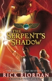 The Serpent's Shadow (Kane Chronicles #3) by Rick Riordan