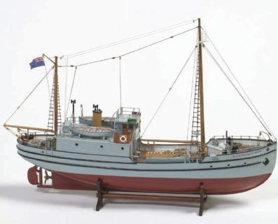 Billing Boats St Roch 1/72 Model Kit image