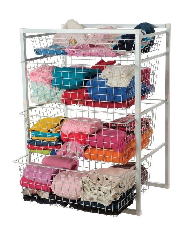 L.T. Williams - 4 Tier Drawer Basket System