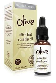 Olive Leaf Rosehip Oil (20ml)