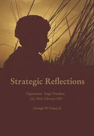 Strategic Reflections by George W. Casey