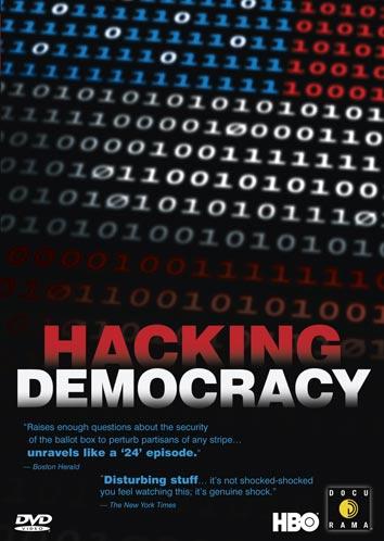 Hacking Democracy on DVD image