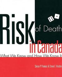 Risk of Death in Canada by Simon P Thomas image