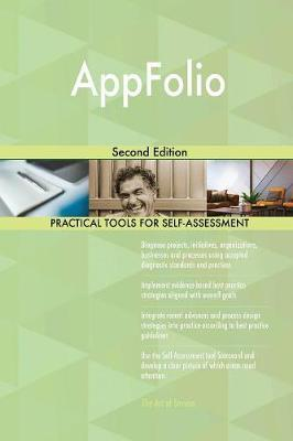 Appfolio Second Edition by Gerardus Blokdyk image