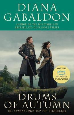 Drums Of Autumn by Diana Gabaldon image