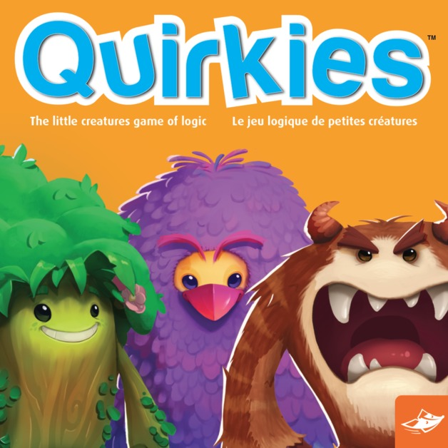 Quirkies - Board Game