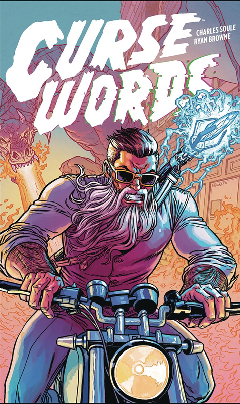 Image Firsts: Curse Words - #1 by Charles Soule