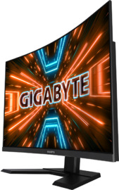 """32"""" GIGABYTE AORUS 1440p 165Hz 1ms FreeSync HDR Curved Gaming Monitor"""