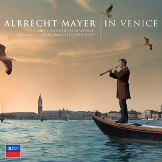 In Venice by Albrecht Mayer image