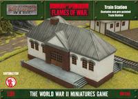 Flames of War - Train Station