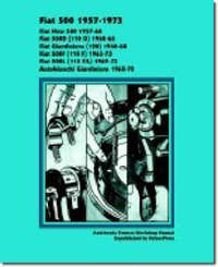Fiat 500 Owners Workshop Manual