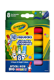 Crayola: 8 Pip-Squeaks Washable Markers