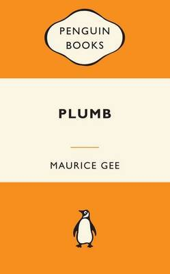 Plumb (Popular Penguins - NZ) by MAURICE GEE image