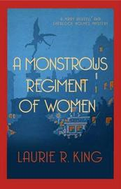 A Monstrous Regiment Of Women by Laurie R King image