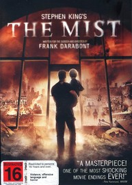 The Mist (Stephen King's) on DVD