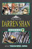 Hunters of the Dusk (Saga of Darren Shan - Manga) by Darren Shan