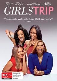 Girls Trip on DVD image
