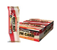 BSc High Protein Low Carb Bar - Strawberry Cheesecake (8x60g)
