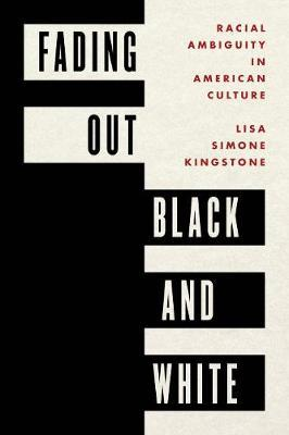 Fading Out Black and White by Lisa Simone Kingstone