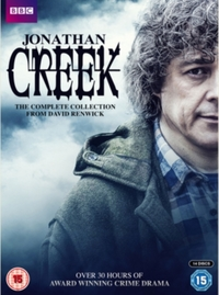 Jonathan Creek on DVD