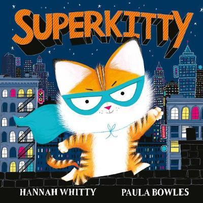 Superkitty by Hannah Whitty