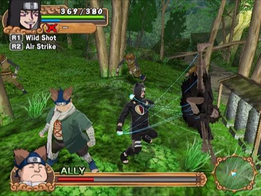 Naruto: Uzumaki Chronicles 2 for PlayStation 2 image