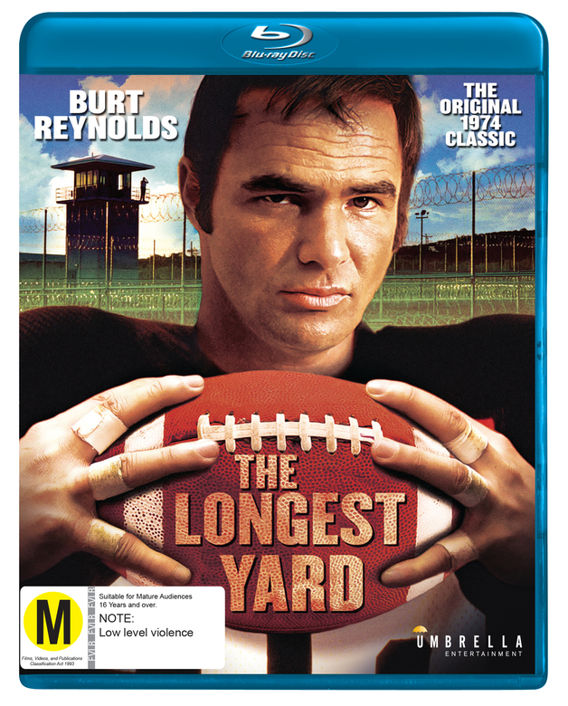 The Longest Yard on Blu-ray