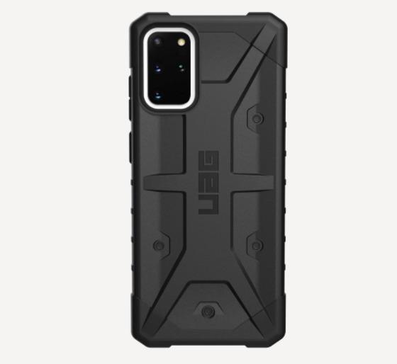 UAG: Pathfinder for Samsung Galaxy S20+ - Black image