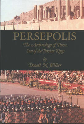 Persepolis by Donald Newton Wilber image