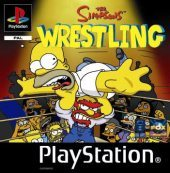 Simpsons Wrestling for
