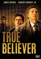 True Believer on DVD