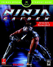 Ninja Gaiden - Prima Official Guide for Xbox