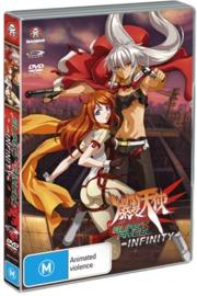Burst Angel - Infinity on DVD image