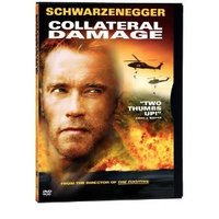 Collateral Damage on DVD image