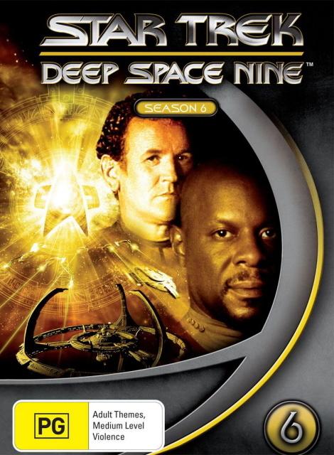 Star Trek: Deep Space Nine - Season 6 (New Packaging) on DVD
