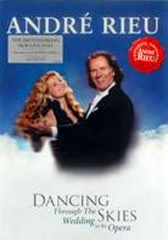 Andre Rieu - Dancing Through The Skies (DVD / CD) on DVD