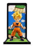 Dragon Ball Z Tamashii Buddies Super Saiyan Son Goku PVC Figure