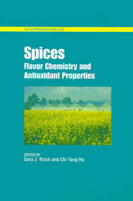 Spices: Flavor Chemistry and Antioxidant Properties image