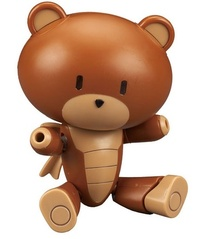 1/144 HGPG: Petit'gguy (Cha-Cha-Cha Brown) - Model Kit